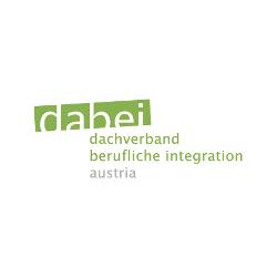 Logo von dabei austria, Dachverband berufliche Integration