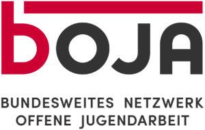 Logo des Bundesweiten Netzwerks Offene Jugendarbeit