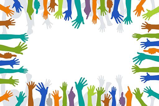 Freiwillige und ehrenamtliche Hilfe – sei dabei!