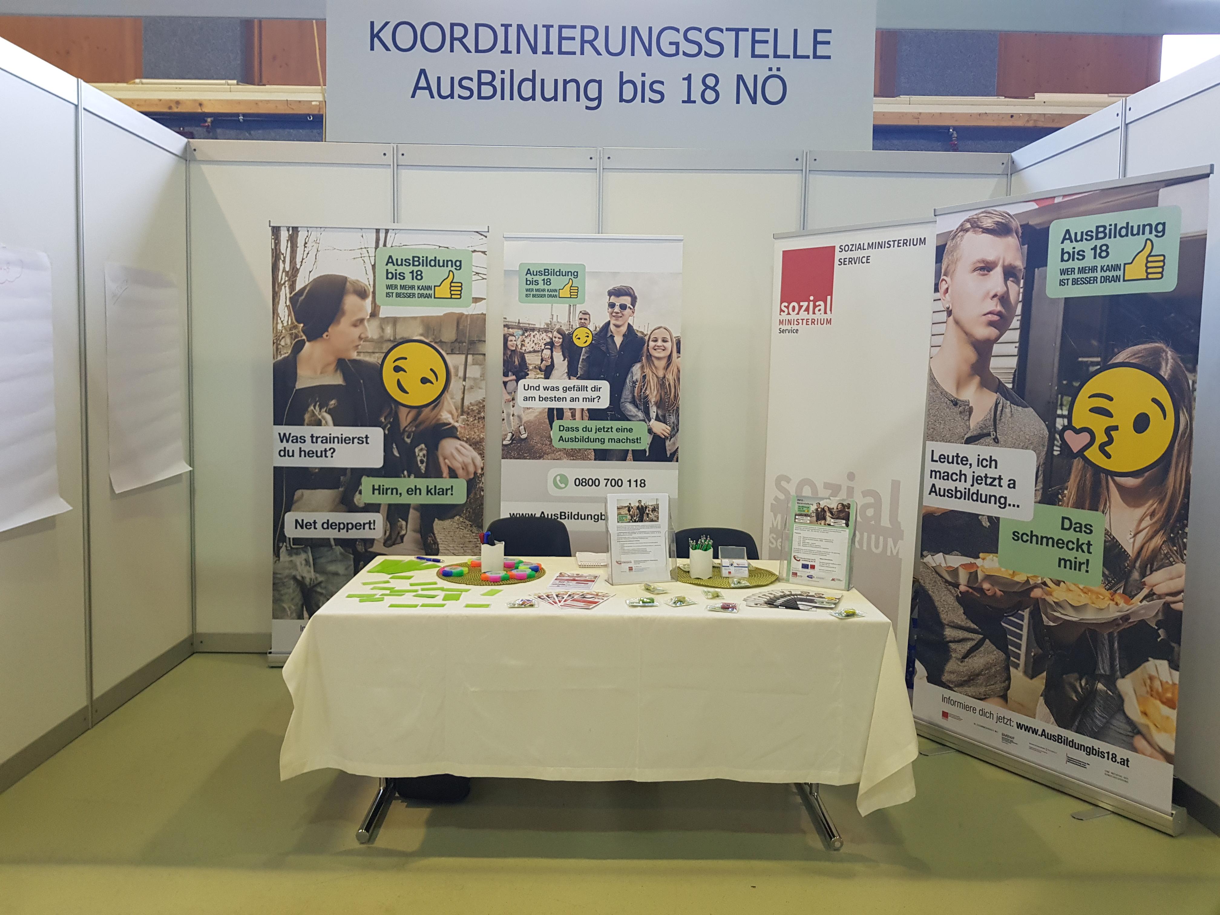 Schule&Beruf - Messe Wieselburg