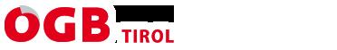 Logo Österreichischer Gewerkschaftsbund Tirol
