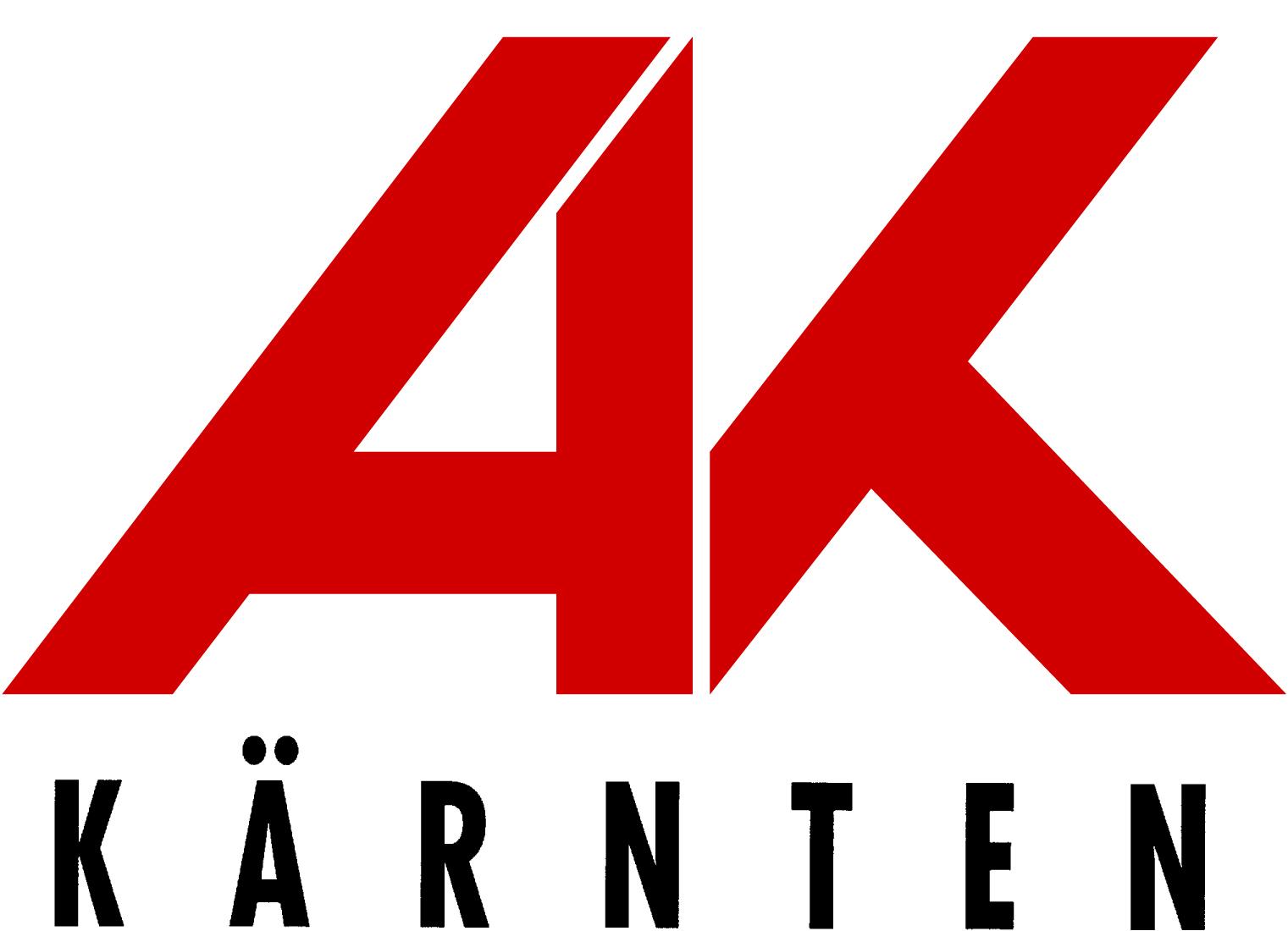 Logo und Link zur AK Kärnten