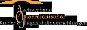 Logo und Link zum Dachverband Österreichischer Kinder- und Jugendhilfeeinrichtungen