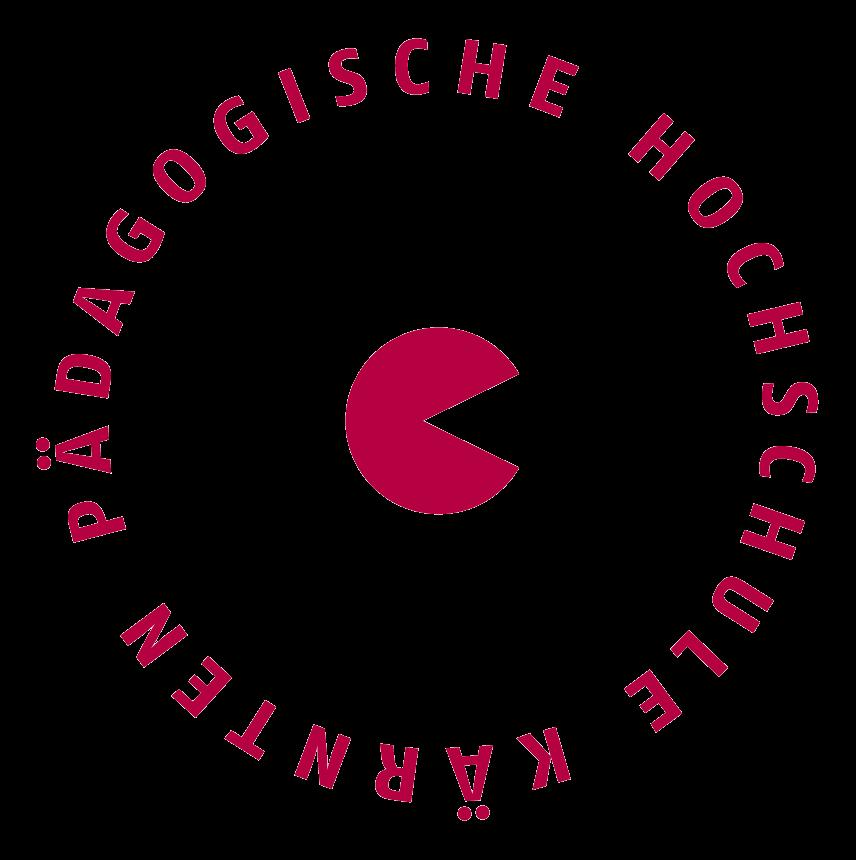 Logo und Link zur Pädagogischen Hochschule Kärnten