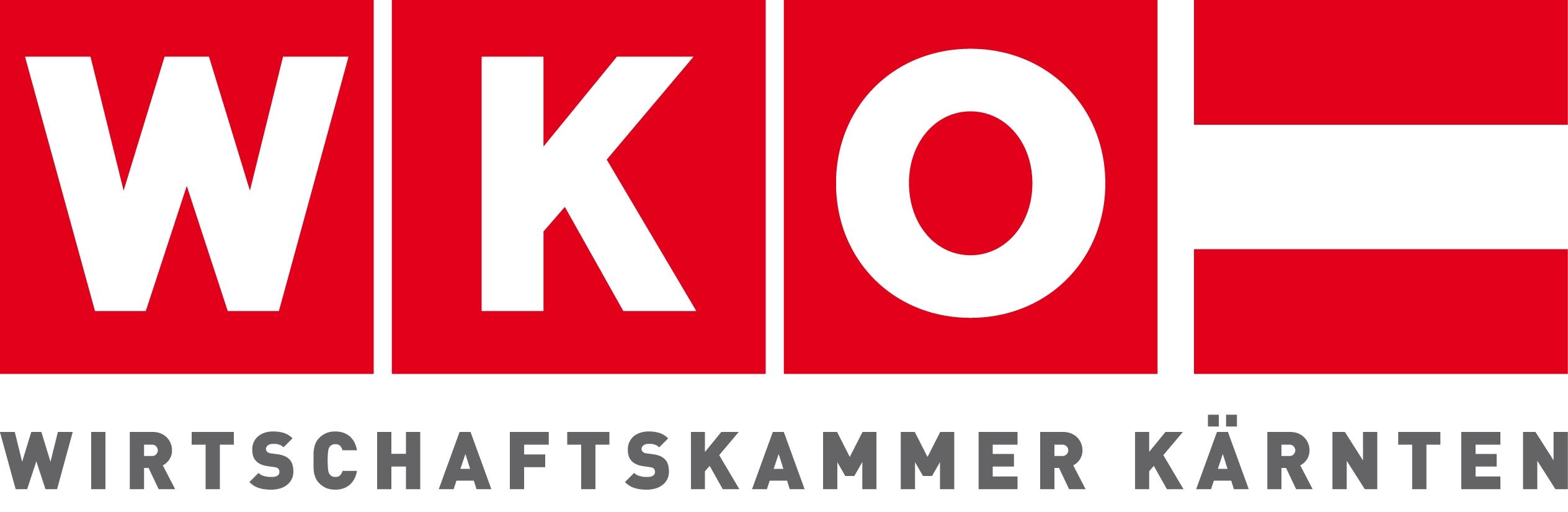 Logo und Link zur Wirtschaftskammer Kärnten
