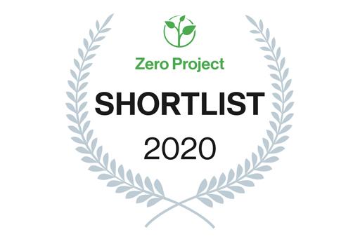 AusBildung bis 18 schafft es auf die Shortlist des Zero Project Award 2020