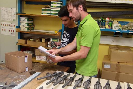 Praktische Erfahrung sammeln in der TRANSJOB Produktionsschule Mostviertel