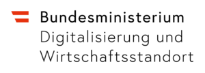 Logo des Bundesministeriums für Digitalisierung und Wirtschaftsstandort