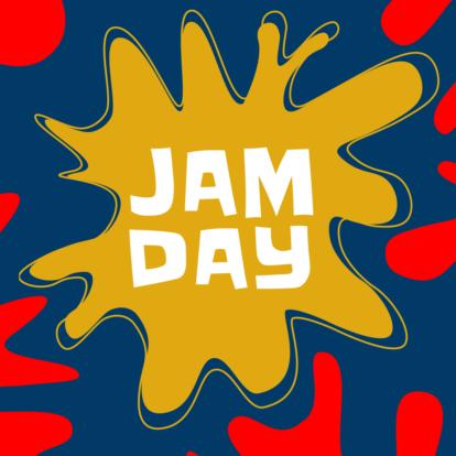 ABGESAGT! JAM Day – Festival für Jugend, Arbeit & Musik am AEC Maindeck