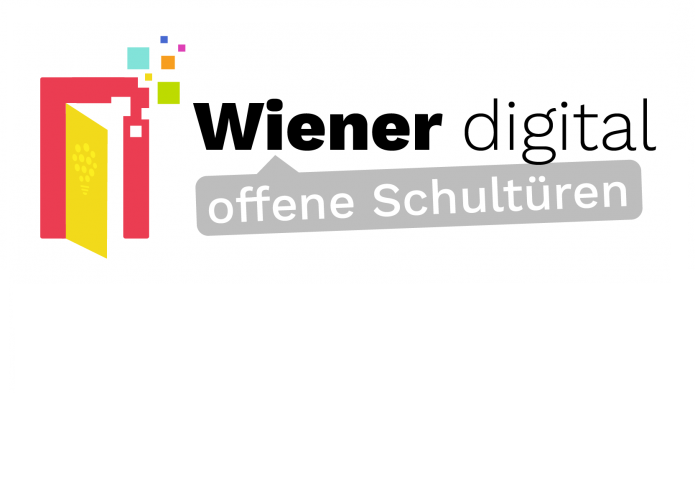 Wiener digital offene Schultüren