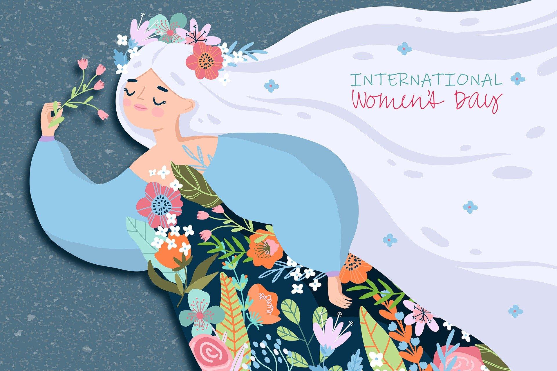 Wir feiern: 100 Jahre Weltfrauentag am 8. März  und 20 Jahre Girls Day OÖ am 22. April 2021