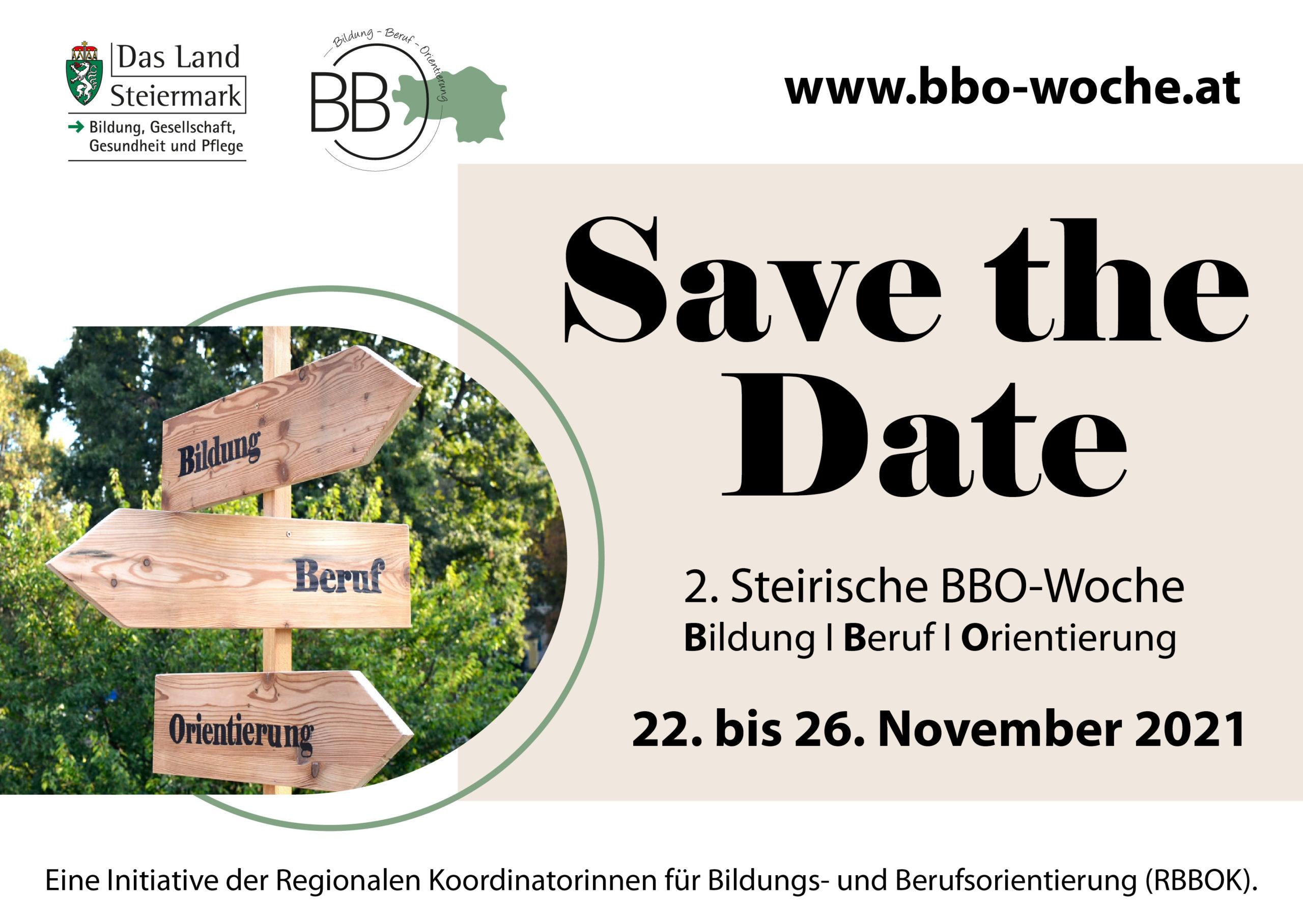 2. Steirische BBO-Woche 2021